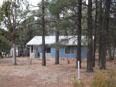 Overgaard AZ Manufactured Home For Sale: $48,000