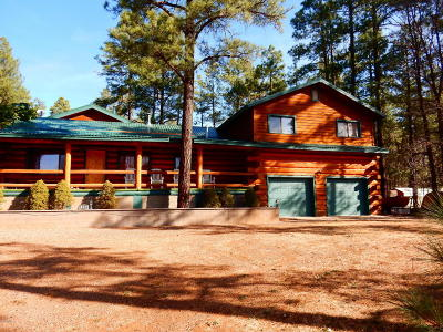 Lakeside Single Family Home For Sale: 1004 W Navajo Lane