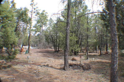 Lakeside Residential Lots & Land For Sale: Lot 94f Show Low Lake Road