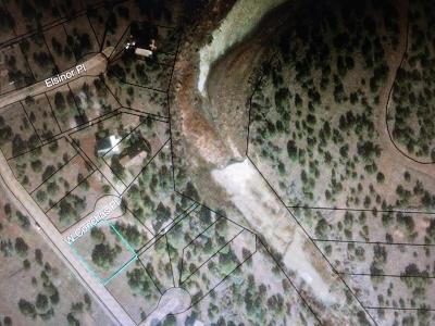 Show Low Residential Lots & Land For Sale: 8292 Silver Creek