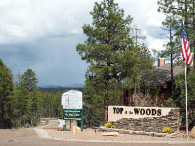 Pinetop Residential Lots & Land For Sale: 2298 S Aspen Run