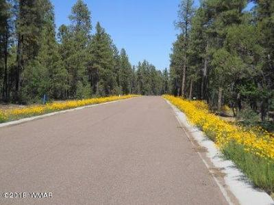 Pinetop Residential Lots & Land For Sale: 2394 S Aspen Run
