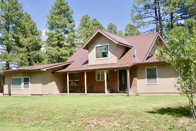 Navajo County Single Family Home For Sale: 2414 Graham Drive