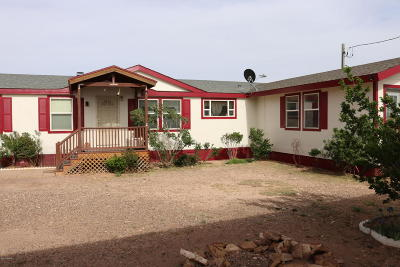 Snowflake Manufactured Home For Sale: 215 N 26th East Street