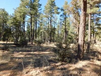 Overgaard AZ Residential Lots & Land For Sale: $122,500