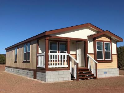 Snowflake Manufactured Home For Sale: 3015 W Jasmine Lane