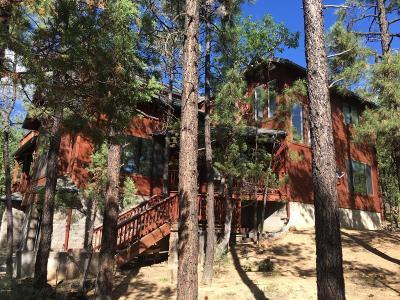 Lakeside Single Family Home For Sale: 4149 Rim Spur