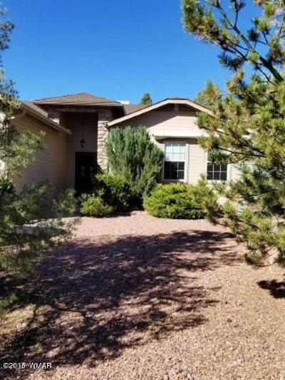 Payson Single Family Home For Sale: 400 S Brassie