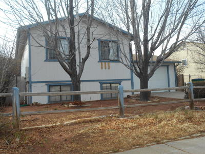 Show Low Single Family Home For Sale: 784 N 6th Drive