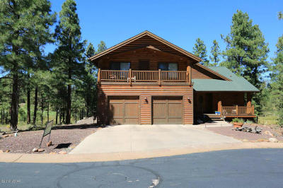 Navajo County Single Family Home For Sale: 470 S Rockcress Lane