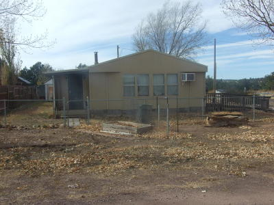 Clay Springs Manufactured Home For Sale: 2116 Granite Rd