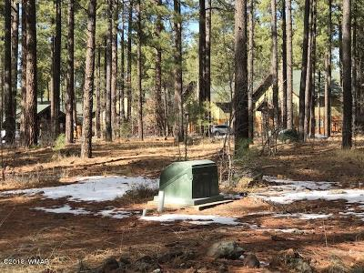 Pinetop Residential Lots & Land For Sale: 2000 S Worldmark Drive