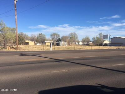 Snowflake Residential Lots & Land For Sale: 1733 S Main Street