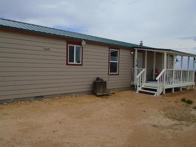 Snowflake Manufactured Home For Sale: 3077 N Ranchview