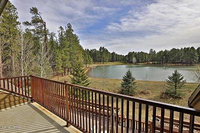 Pinetop Single Family Home For Sale: 8161 White Oak