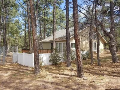 Lakeside Single Family Home For Sale: 1444 W Rim Road