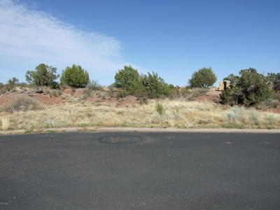 Snowflake Residential Lots & Land For Sale: Lot 148 S Pioner Trail