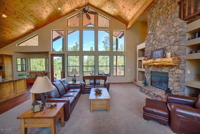 Navajo County Single Family Home For Sale: 3240 W Blazingstar Road