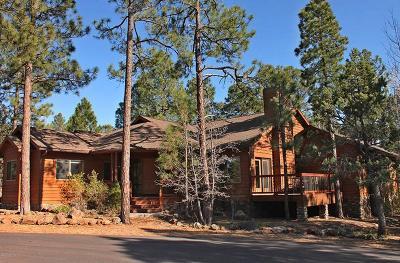 Pinetop Single Family Home For Sale: 2215 E Vista Ln.
