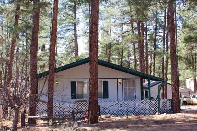 Navajo County Single Family Home For Sale: 1240 N 45th Drive