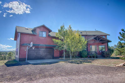 Navajo County Rental For Rent: 890 Old Settler Trail