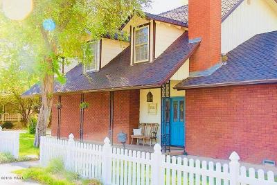 Snowflake Single Family Home For Sale: 222 W 1st North Street