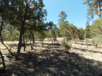 Heber AZ Residential Lots & Land For Sale: $249,900