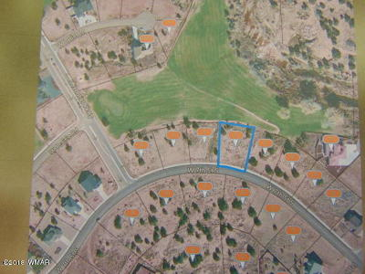 Snowflake Residential Lots & Land For Sale: 1462 S 7th Street