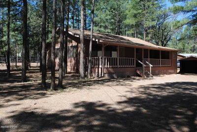 Lakeside Single Family Home For Sale: 366 Larson Road