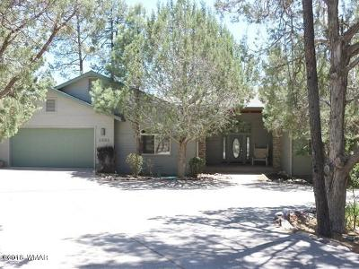 Navajo County Single Family Home For Sale: 1461 S Wheatgrass Lane