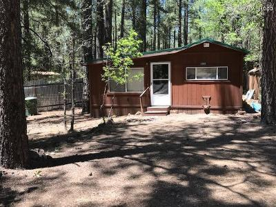 Navajo County Manufactured Home For Sale: 1288 S Phillips Drive