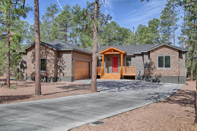 Lakeside Single Family Home For Sale: 5011 Silver Mountain Drive