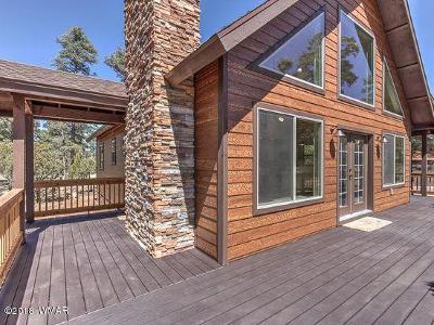 Overgaard AZ Single Family Home For Sale: $315,750