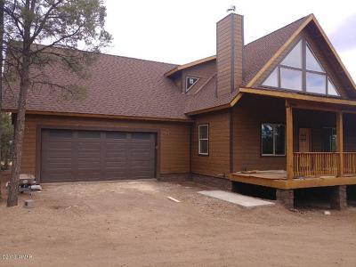 Overgaard AZ Single Family Home For Sale: $389,800