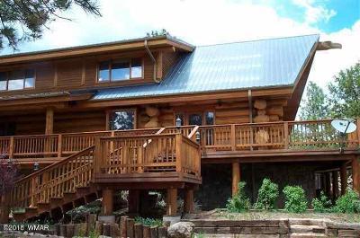 Lakeside Single Family Home For Sale: 101 Bear Hunter Road