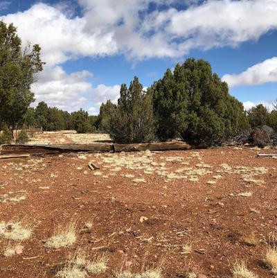 Overgaard AZ Residential Lots & Land For Sale: $50,000