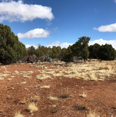 Overgaard AZ Residential Lots & Land For Sale: $45,000