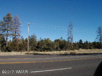 Overgaard Residential Lots & Land For Sale: 2911 Highway 260