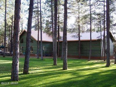 Lakeside Single Family Home For Sale: 1413 N Springer Mountain Drive