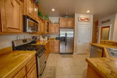 Snowflake Single Family Home For Sale: 118 E 600 Street