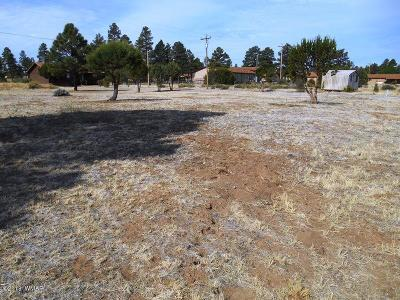 Overgaard AZ Residential Lots & Land For Sale: $49,900