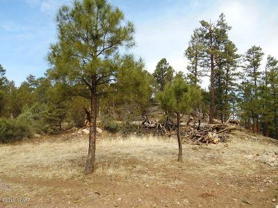 Overgaard AZ Residential Lots & Land For Sale: $34,995