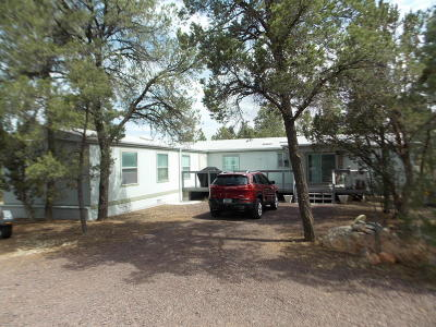 Overgaard AZ Manufactured Home For Sale: $299,900