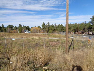 Lakeside Residential Lots & Land For Sale: 3210 White Mountain Boulevard