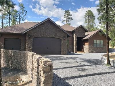Pinetop Single Family Home For Sale: 2742 Pine Wood Lane
