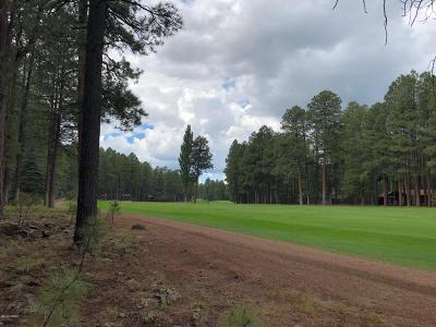 Pinetop Residential Lots & Land For Sale: 7542 Indian Bend Road
