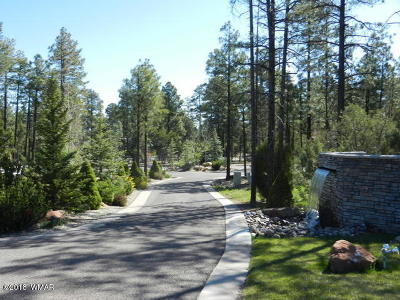 Lakeside Residential Lots & Land For Sale: White Mountain Boulevard