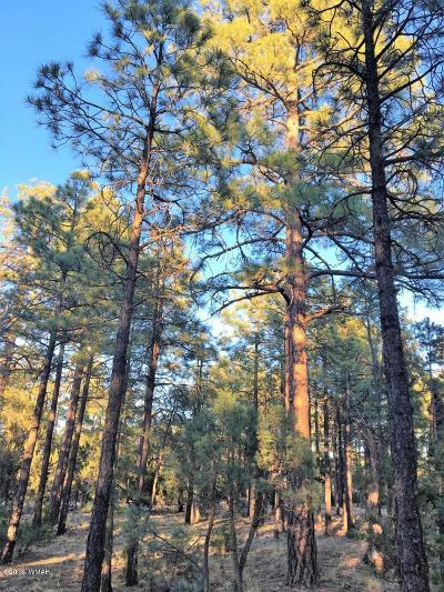 Heber AZ Residential Lots & Land For Sale: $37,850