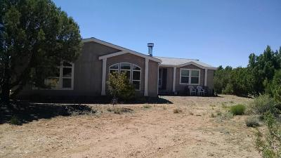 Snowflake Manufactured Home For Sale: 4410 Mountain View Road
