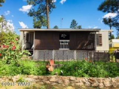 Overgaard Manufactured Home For Sale: 2063 Sagebrush Drive